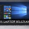 Asus Laptop Bilgisayar